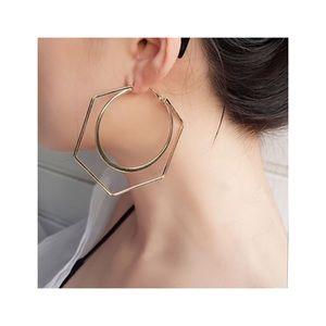Jewelry - Geometric shape earrings